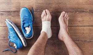 Readaptación de lesiones deportivas