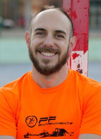 Pau Ferrer Entrenador