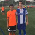 Lucas Nacher, fútbol