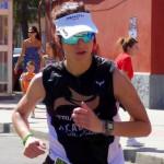 Verónica Riera, triatleta