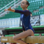 Irene Aracil, gimnasia