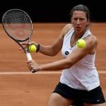 Tatiana Bua, tenista profesional