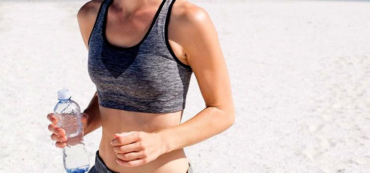 Consejos para saber como entrenar en verano