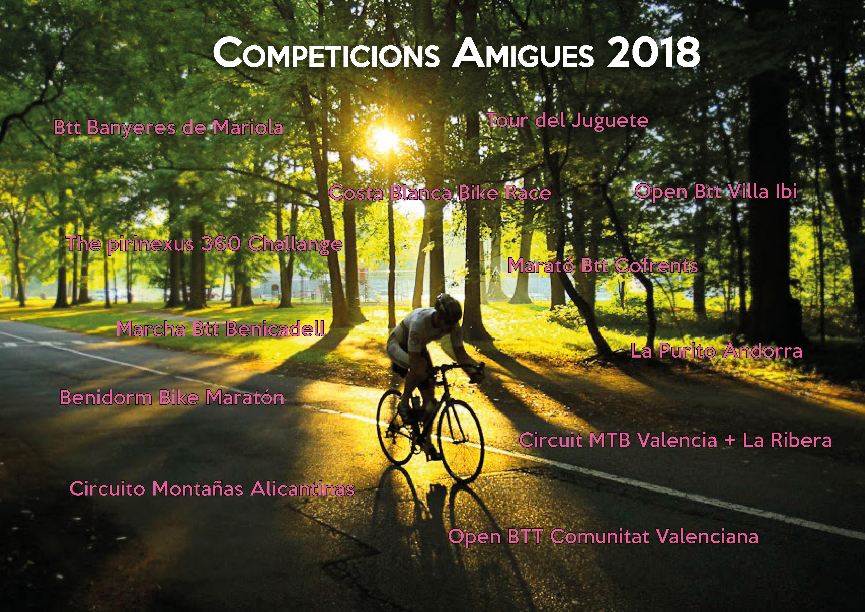 Competiciones Bike2