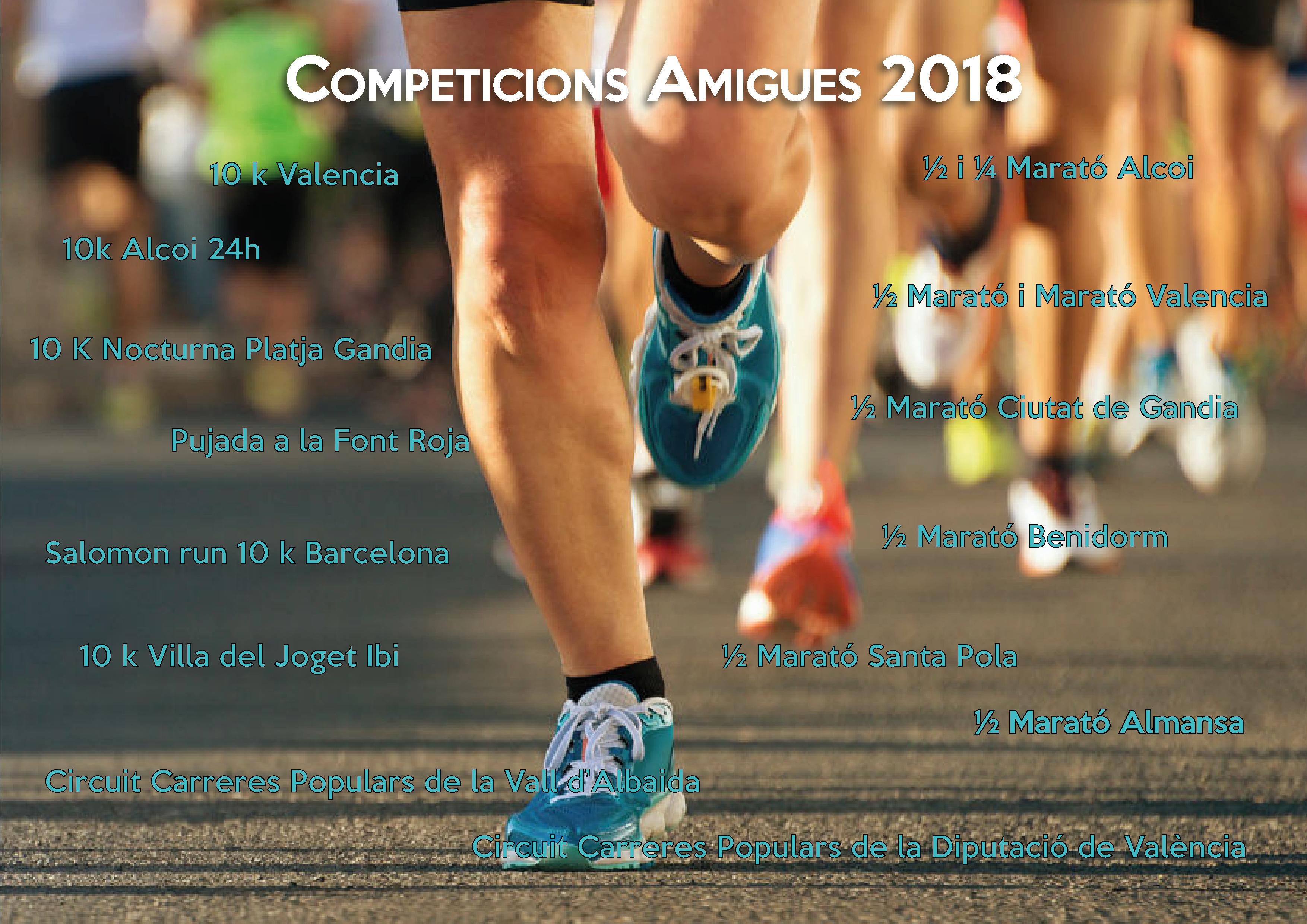 Competiciones Run
