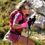 Montse Martínez. Trail Running