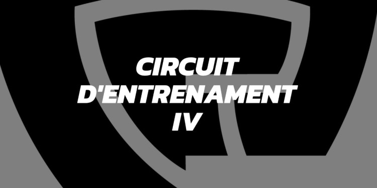 Circuit entrenament IV