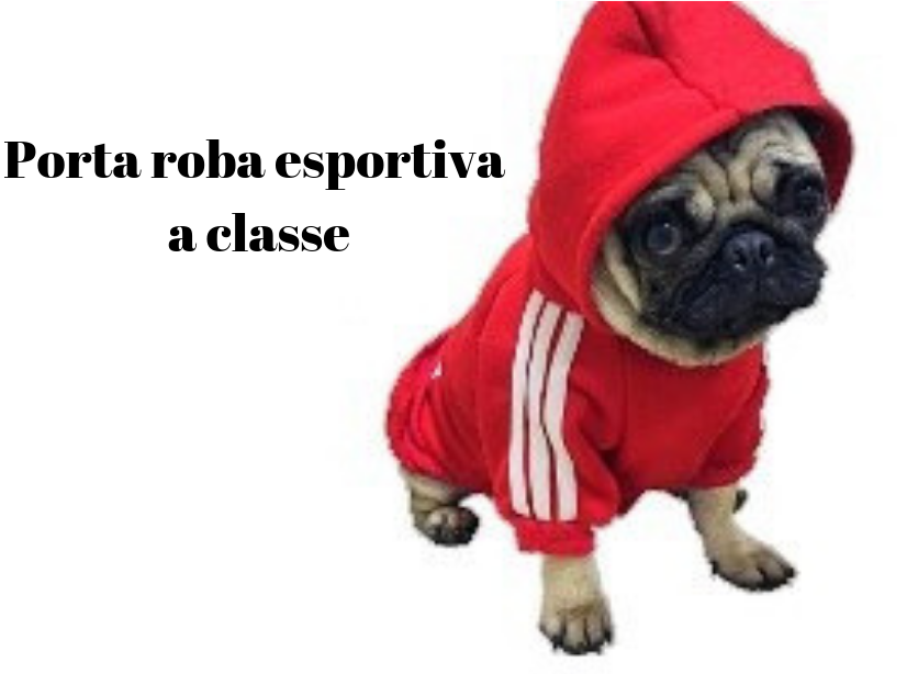 Porta roba esportiva a classe